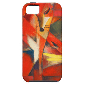 Franz Marc The Foxes iPhone 5 Cover