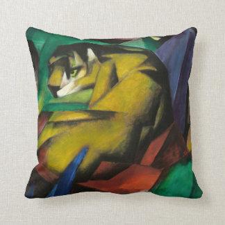 Franz Marc The Tiger Cushion