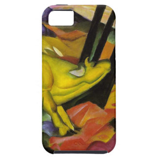Franz Marc - The Yellow Cow - Expressionist Art iPhone 5 Cover