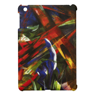 Franz Marc Tierschicksale iPad Mini Case