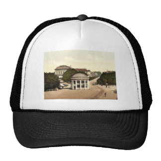 Franzenbad springhouse and casino Carlsbad Bohe Trucker Hat