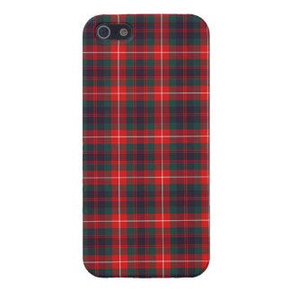Fraser of Lovat Modern Clan Tartan Case For iPhone 5/5S