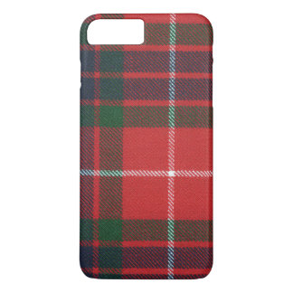 Fraser Tartan Scottish Clan Plaid iPhone 8 Plus/7 Plus Case