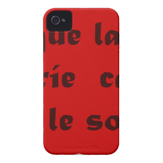 Frases Master 12.10 iPhone 4 Case-Mate Cases