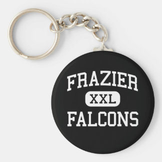 Frazier - Falcons - Continuation - Strathmore Keychain