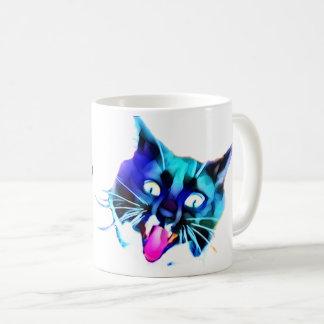 FRAZZ! Crazy Cat Mug