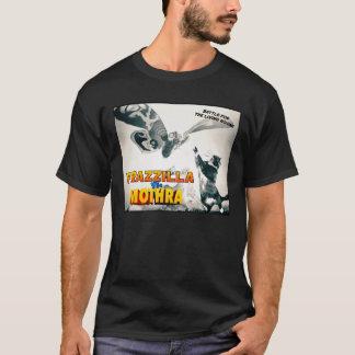 Frazzilla Cat Dark t-shirt