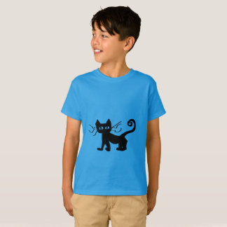 Frazzle Cat Kids' Hanes TAGLESS® T-Shirt