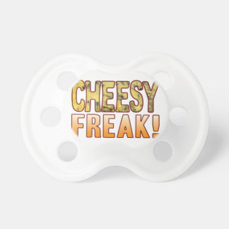 Freak Blue Cheesy Pacifiers