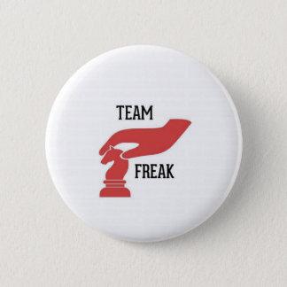 Freak Ferguson Wentworth 6 Cm Round Badge