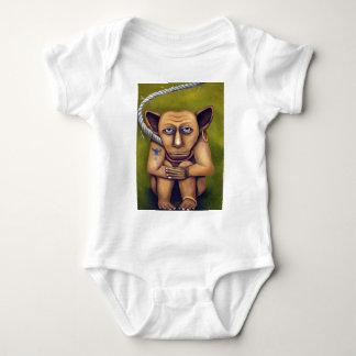 Freak on a Leash Baby Bodysuit