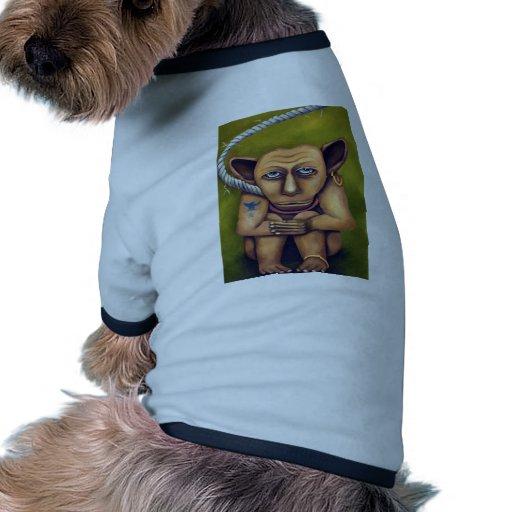 Freak on a Leash Pet Tshirt