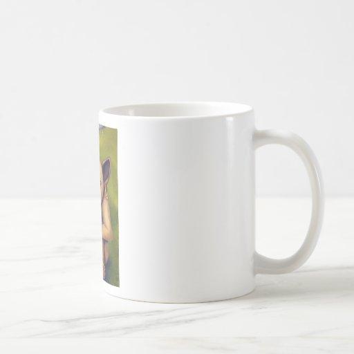 Freak on a Leash Coffee Mugs