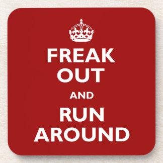 Freak Out and Run Around Coaster