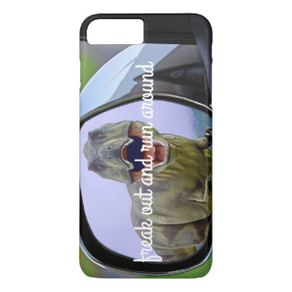 Freak Out iPhone Case