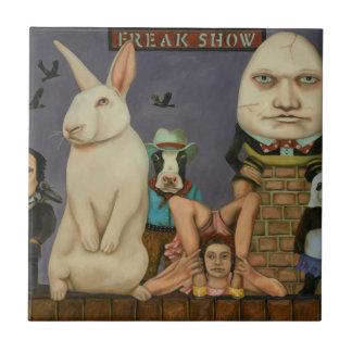 Freak Show Ceramic Tile