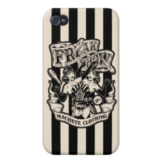 Freak Show Covers For iPhone 4