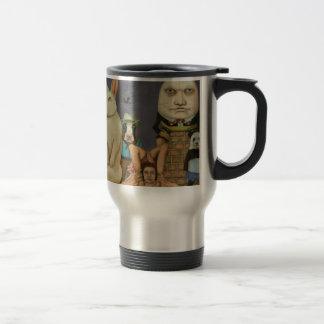 Freak Show Travel Mug