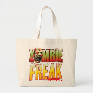 Freak Zombie Head Canvas Bags