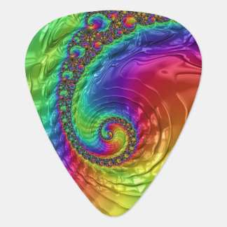 Freakin' Awesome Fractal Plectrum