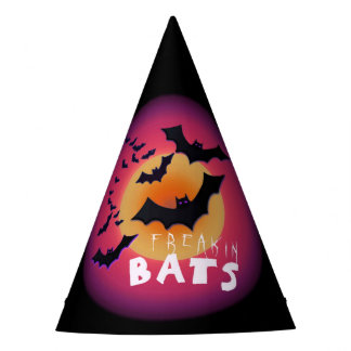 Halloween Party Paper Hats