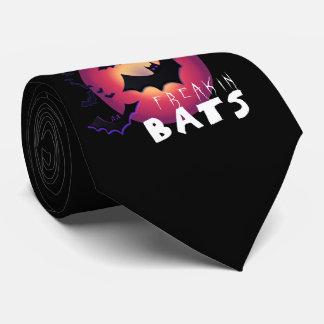 Freakin Bats Tie