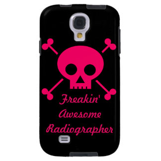 Freaking Awesome Rad Tech Galaxy S4 Case