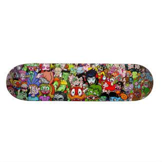 Freaks And Geeks Skateboard