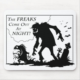 Freaks Mouse Pad