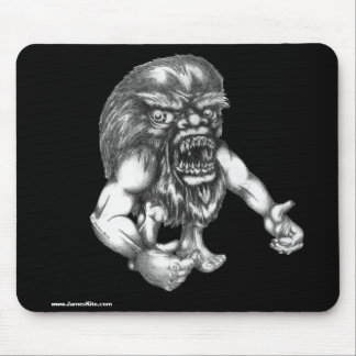 Freaky Furball Mouse Pad