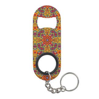 Freaky Tiki Kaleidoscope  Bottle Openers, 3 styles