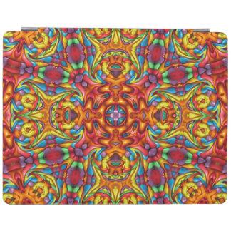 Freaky Tiki Kaleidoscope  iPad Smart Covers iPad Cover