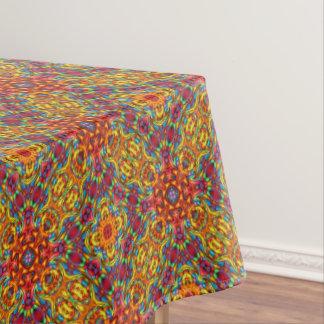 Freaky Tiki Vintage Kaleidoscope   Tablecloth