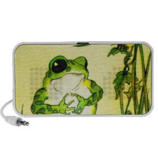 Freckle Frog Speaker