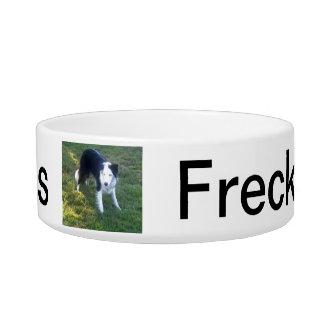 Freckles' Bowl