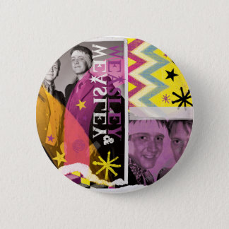 Fred and George Weasley 6 Cm Round Badge