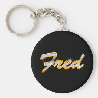 Fred Bling Key Ring