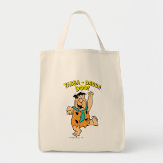 Fred Flintstone Yabba-Dabba Doo!