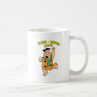 Fred Flintstone Yabba-Dabba Doo! Coffee Mug