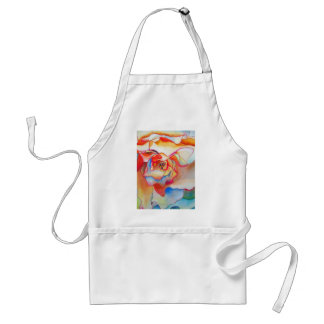 Fred martin begonia watercolour art standard apron