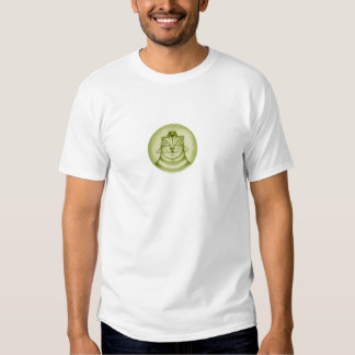 Fred, our man in Algiers Tee Shirt