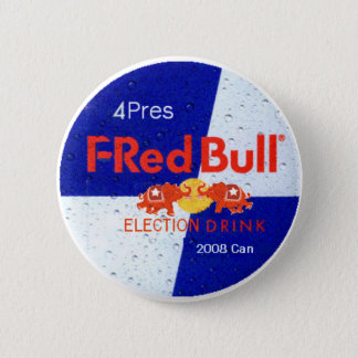 Fred Thompson Bull Button