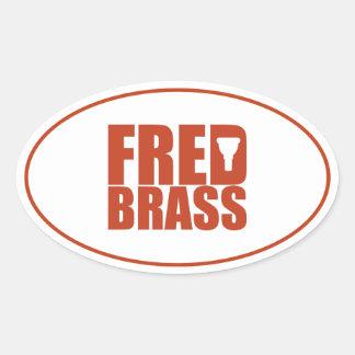 FredBrass Sticker 2