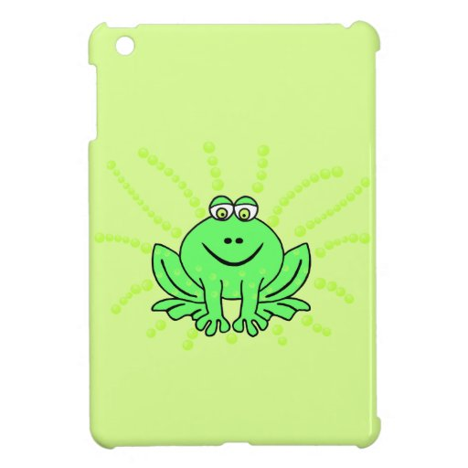 Freddie Frog Case For The iPad Mini