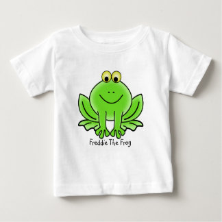Freddie The Frog, cute Baby T-Shirt