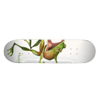 FreddyFrog Skate Deck