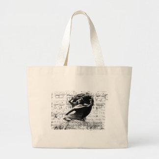 Frederic Chopin Large Tote Bag