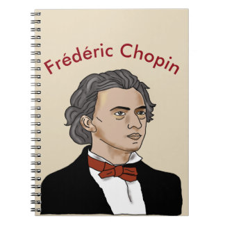 Frédéric Chopin Notebooks