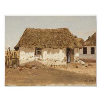 Frederic Edwin Church - Colombia, Barranquilla Photographic Print
