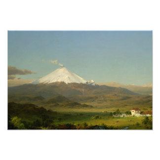Frederic Edwin Church - Cotopaxi Photo